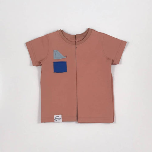 BB Pack 2 T-Shirt Terracota