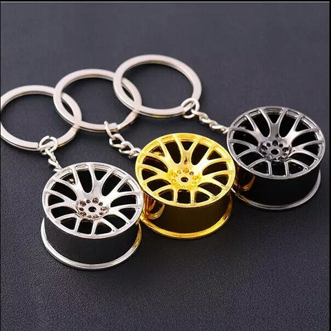 Rim Model Keychain