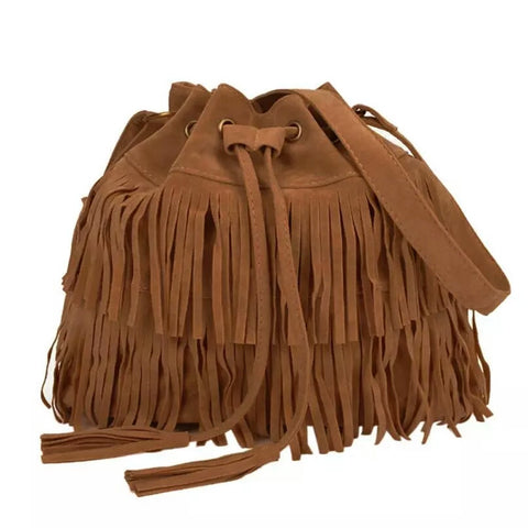 Casual Tassel Purse