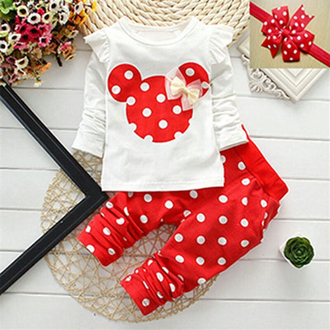 Girls Cotton 2 PCS