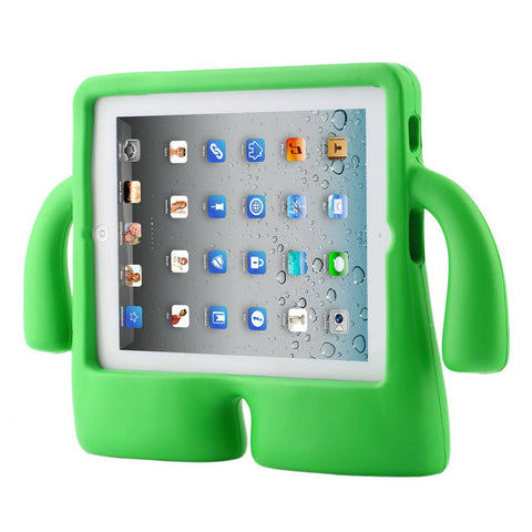 Shock Proof Kids Handle Foam Case Cover Stand IPAD 2, 3, 4