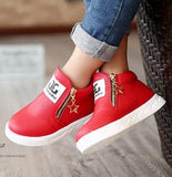 Girls Trendy Sneakers
