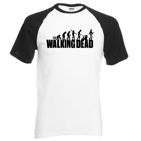 The Walking Dead Men Tee