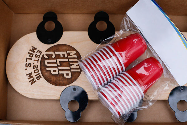Mini Flip Cup - Handcrafted by Scienz in Minnesota