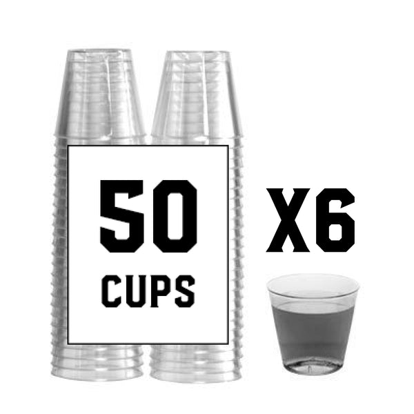 Mini Beer Pong Cup Pack x6