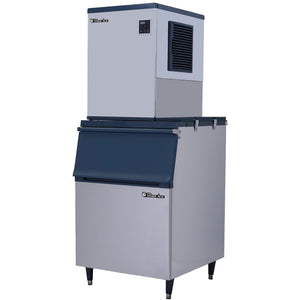Blue Ice Commercial Ice Maker 300 lbs - AT Faucet