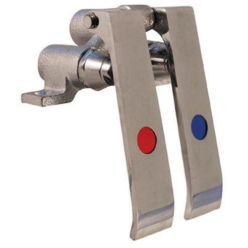 Commercial Dual Lever Control Knee Valve - AT Faucet