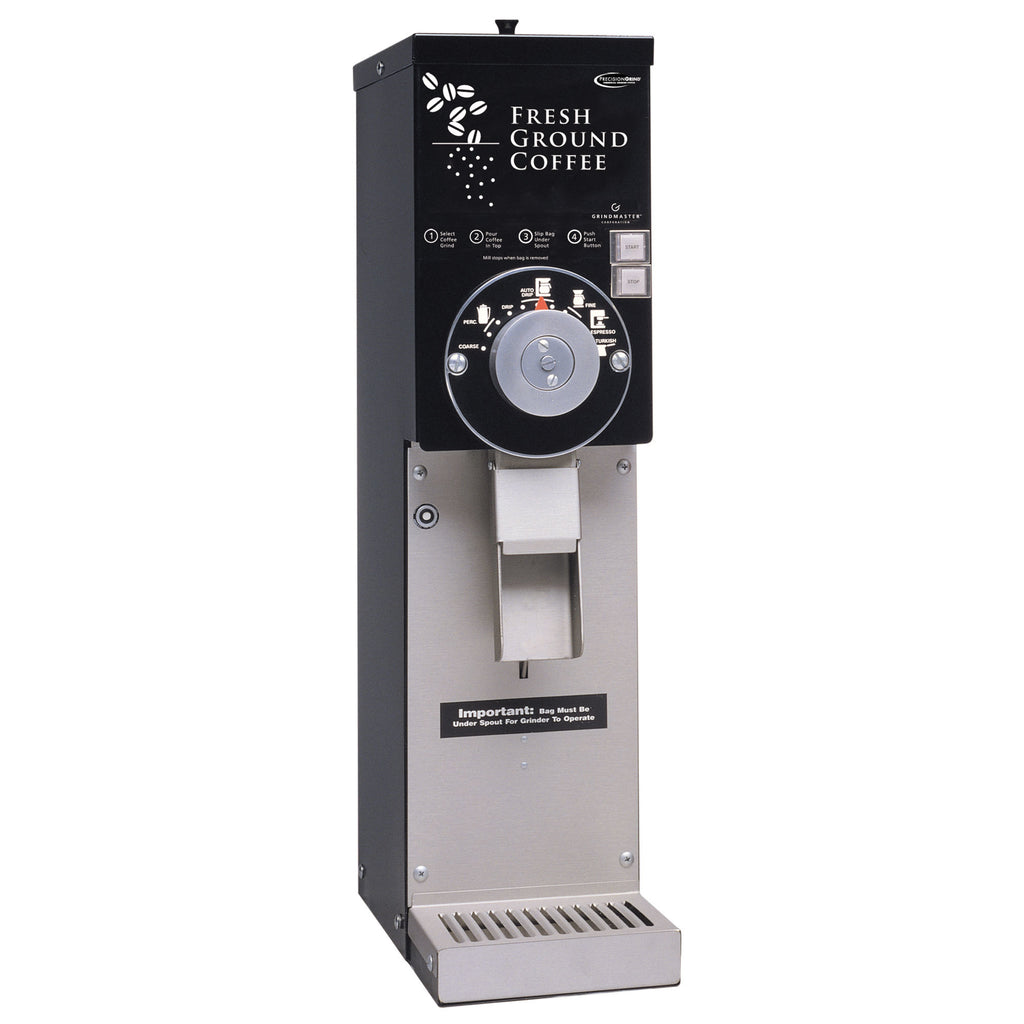 GMCW Commercial 3 lb. Coffee Grinder Space Saver - AT Faucet