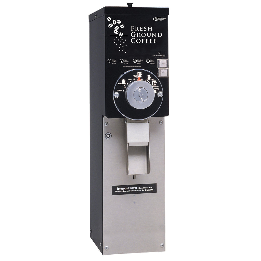 GMCW Commercial 5 lb. Coffee Grinder Space Saver - AT Faucet
