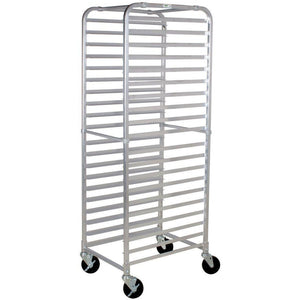 Commercial Kitchen 20 Tier Bun Pan Rack with Casters - AT Faucet