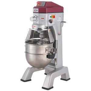 Commercial Kitchen Countertop Planetary Mixer 40 Qt. - AT Faucet