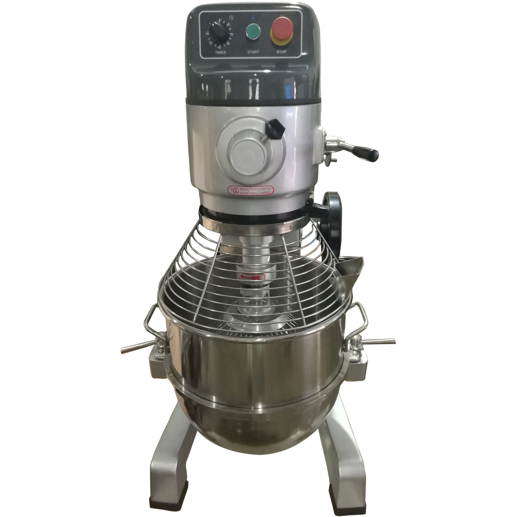 Commercial Kitchen 60 Qt. Planetary Food Mixer Heavy Duty - AT Faucet