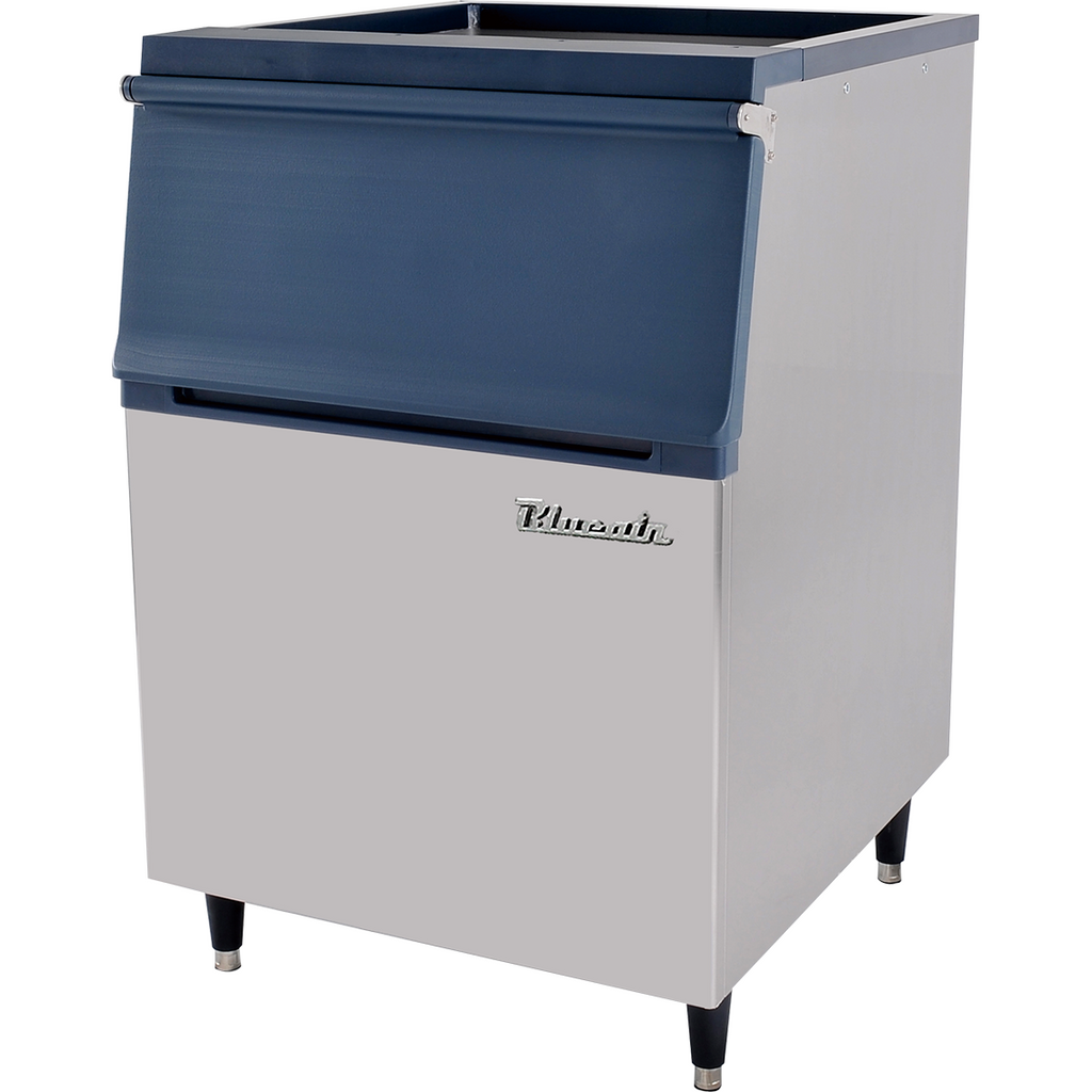 Commercial Blue Air Stainless Steel 414 lb Ice Bin - AT Faucet Bar & Restaurant Equipment New Jersey