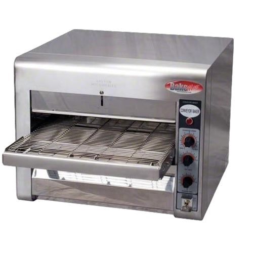 "Commercial Countertop Conveyor Baker Pizza Oven for 14"" Pizza - AT Faucet"