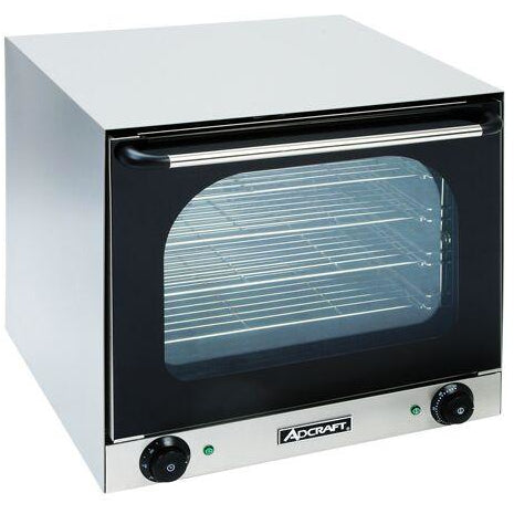 Stainless Steel Countertop Convection Oven Half Size - AT Faucet