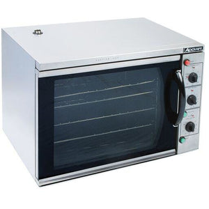 Stainless Steel Countertop Convection Oven Half Size Pro - AT Faucet