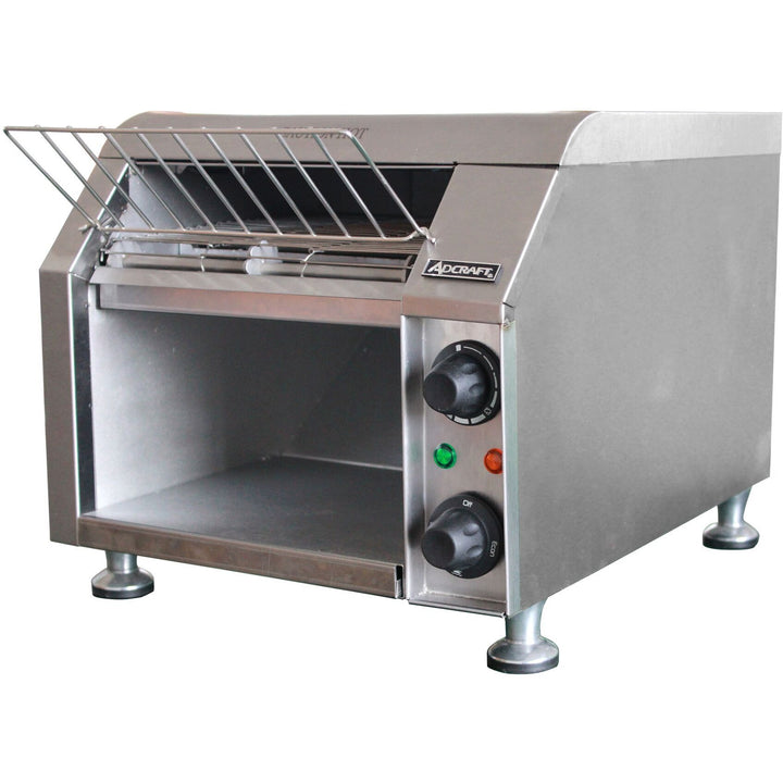 Commercial Kitchen Countertop Conveyor Toaster 280 Slices Per/Hour - AT Faucet