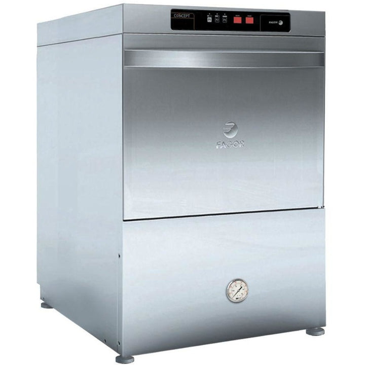 Fagor Commercial Undercounter Glass Washer Dishwasher - AT Faucet