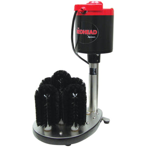 Commercial Bar Redhead Glass Washer with 5 Brushes - AT Faucet