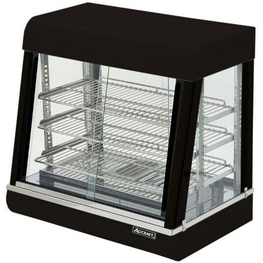 "Commercial Countertop Heated Display Food Warmer 26"" - AT Faucet"