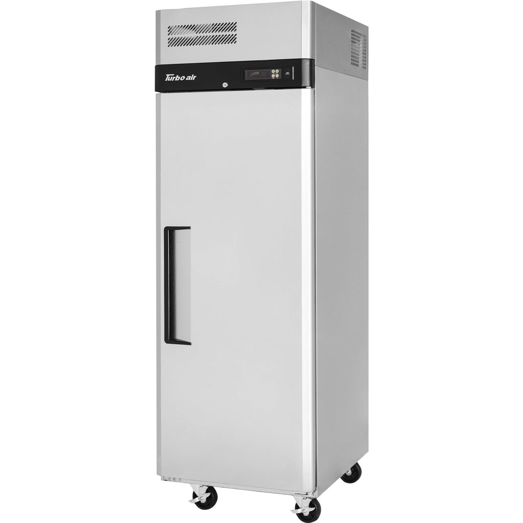 "Turbo Air M3F24-1-N Single Solid Door Swing Door Reach-In Freezer 29"" - AT Faucet"