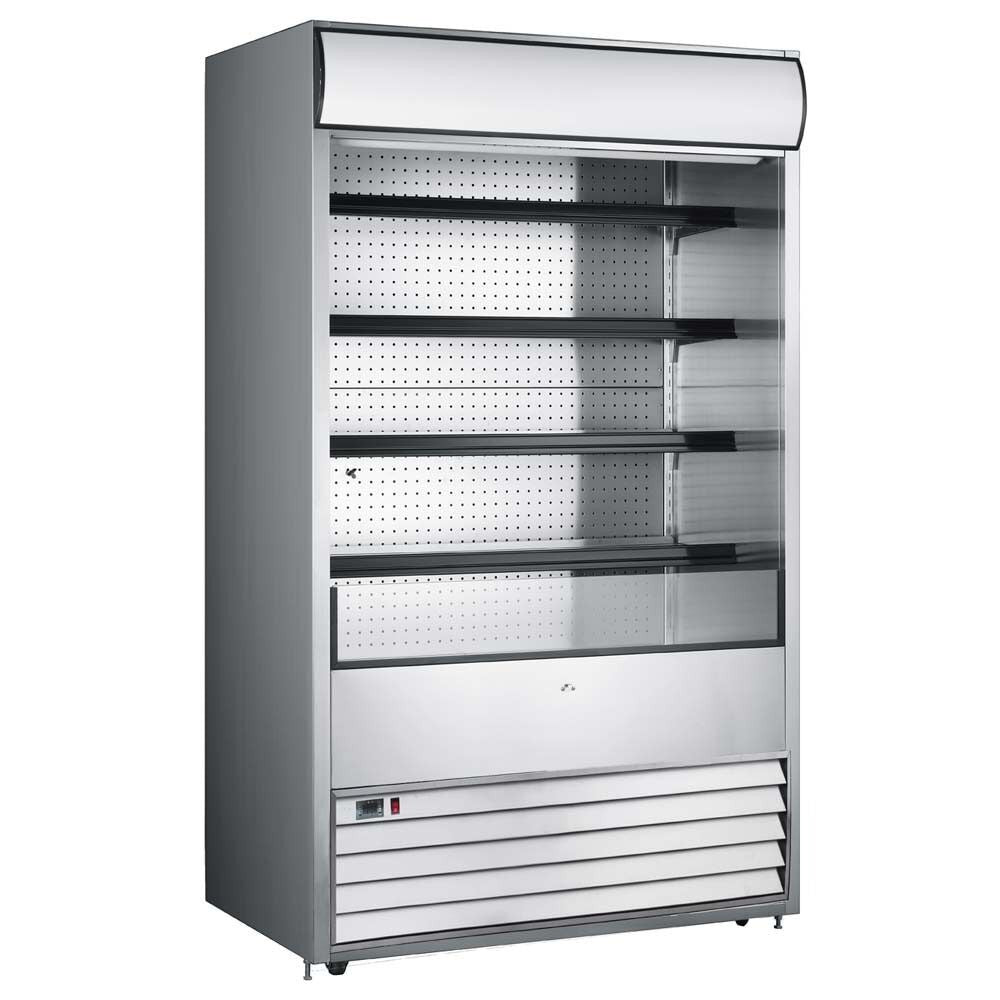 "Commercial Open Refrigerated Merchandiser Grab and Go Display Case 48"" - AT Faucet"