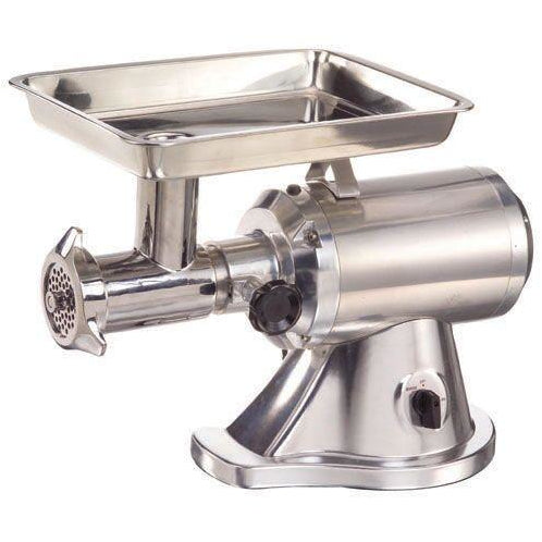 Commercial Kitchen Countertop Electric Meat Grinder #22 1.5 HP - AT Faucet