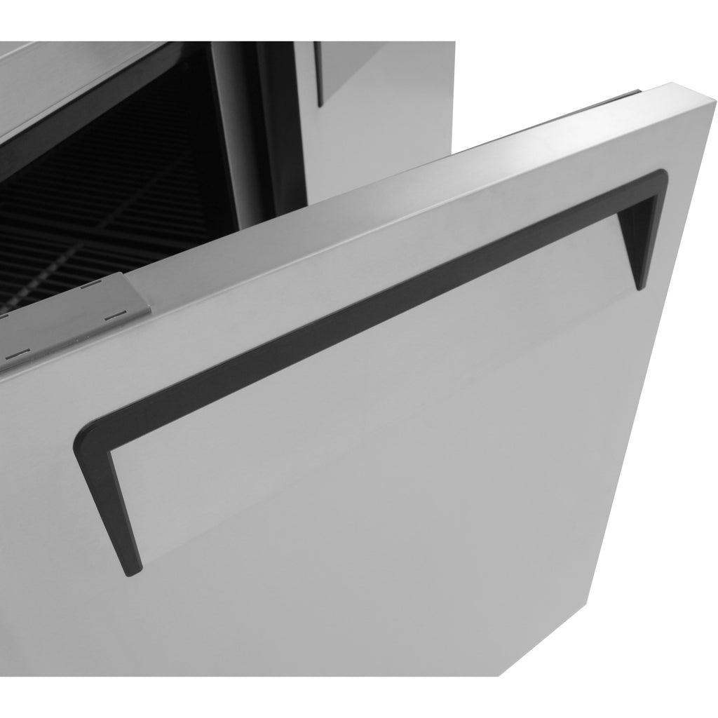"Turbo Air MUF-36-N  Commercial Kitchen 2 Door Undercounter Freezer 36"" - AT Faucet"