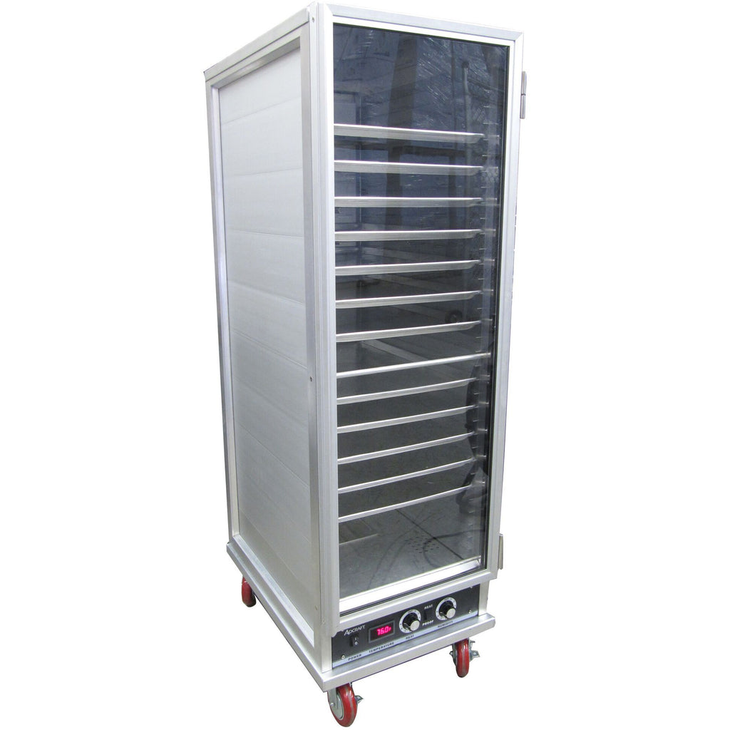 Commercial Kitchen Non-Insulated Heater Proofer Cabinet - AT Faucet