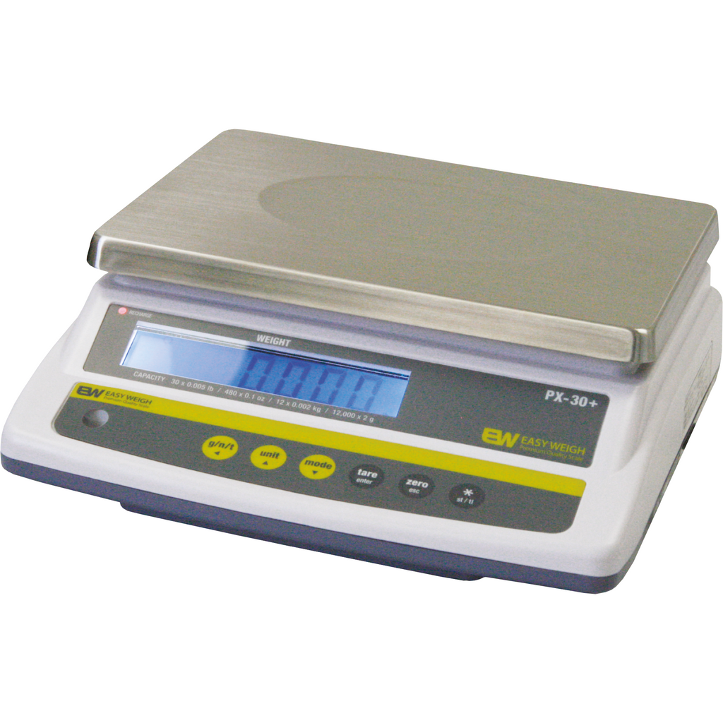 Commercial 12 Lb. Portion Control Scale Easy Weigh - AT Faucet