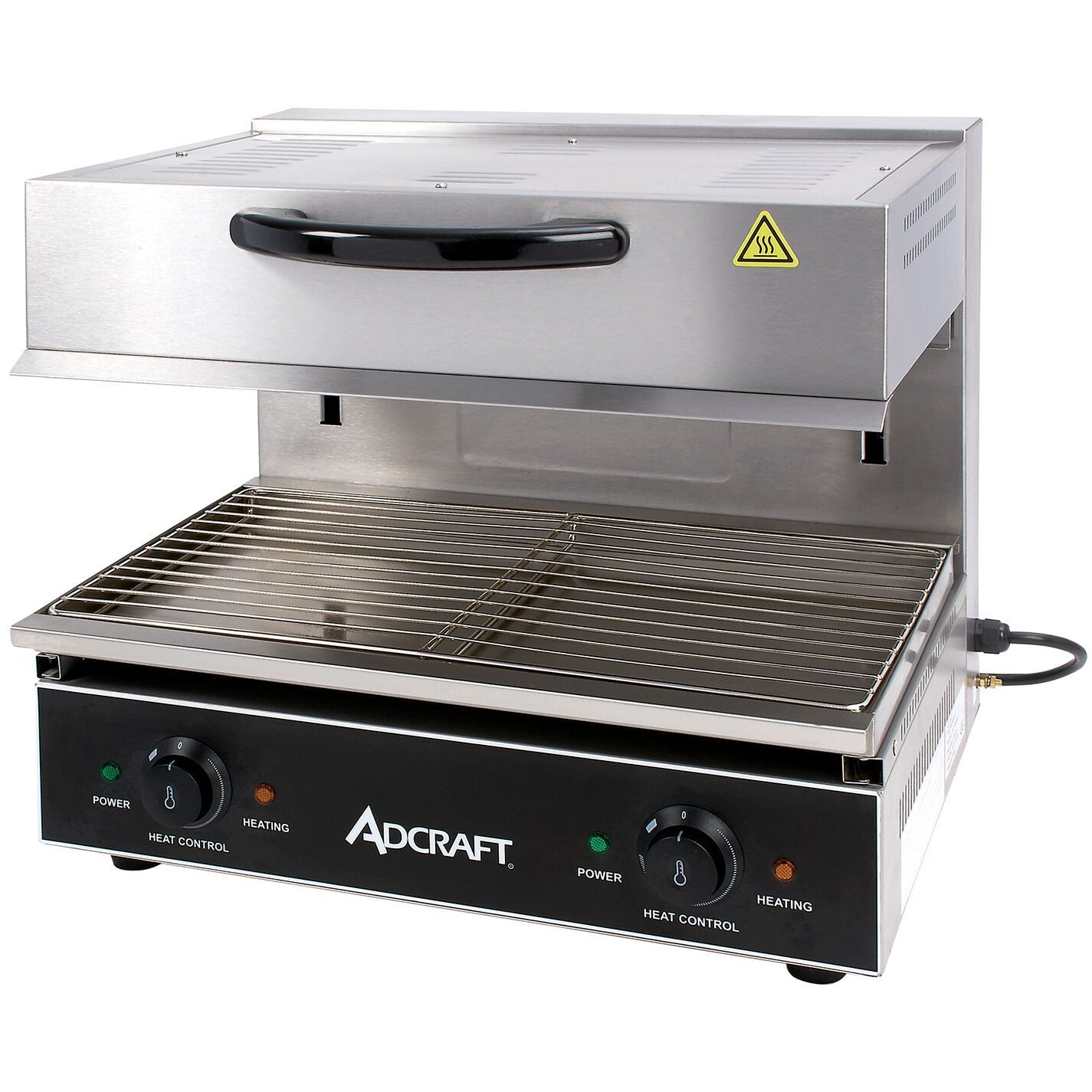 Commercial Kitchen Stainless Steel Electric Salamander 24\