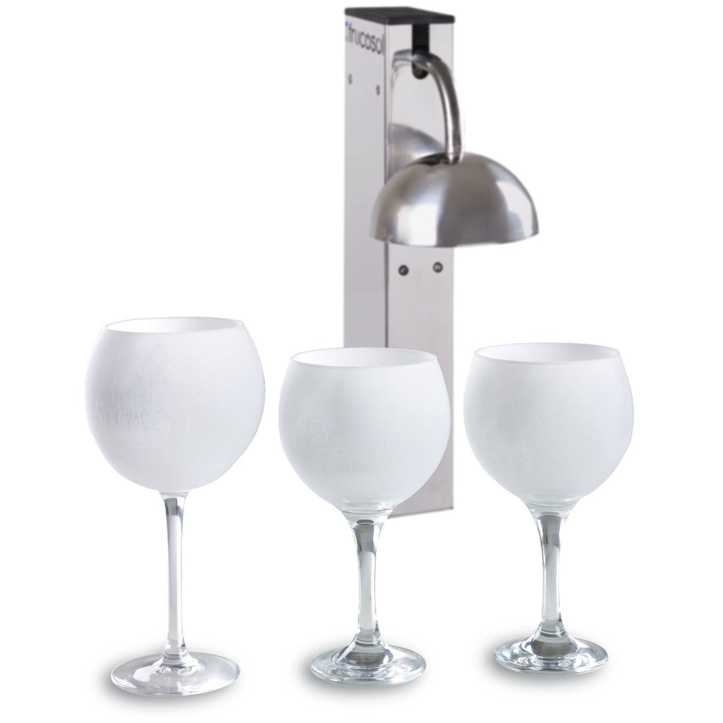 Commercial Bar Countertop Glass Froster - AT Faucet Bar & Restaurant Equipment New Jersey