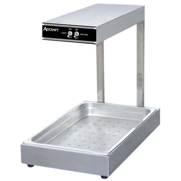 Commercial Kitchen Countertop Infrared Display Food Warmer - AT Faucet