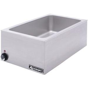 Commercial Kitchen Countertop Food Cooker / Warmer - AT Faucet