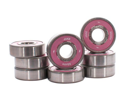Jake Hayes Pro Rated Bearings