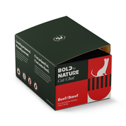 Bold Beef For Cats (16 x 3oz patties)