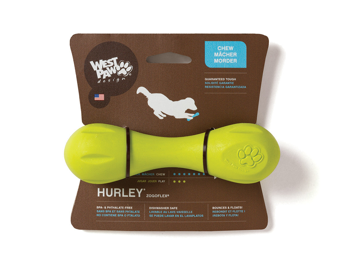 Hurley Zogoflex® Dog Bone - The Fluffy Carnivore Pet Food Market, Order Online Local Delivery. Mississauga Ontario. Raw Pet Food.