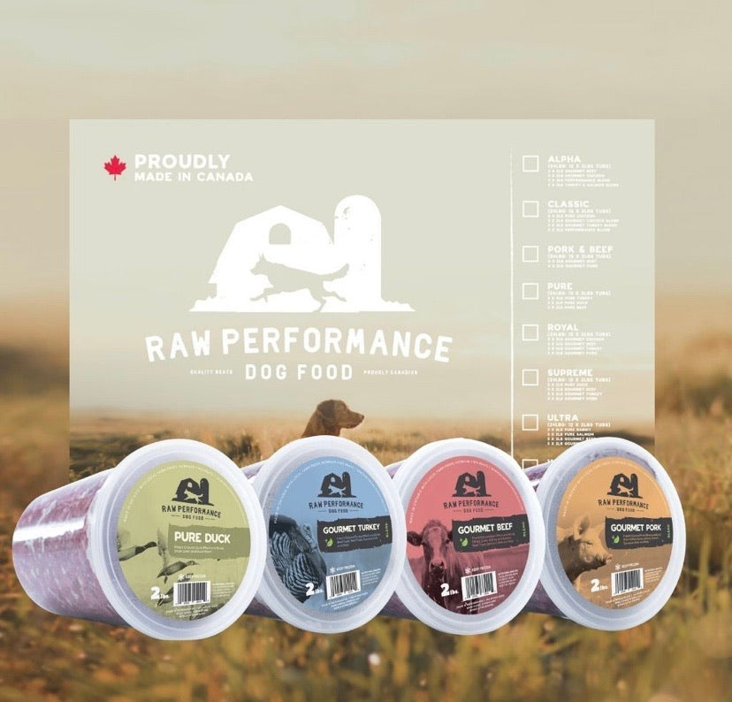 Raw Performance Supreme Variety Case