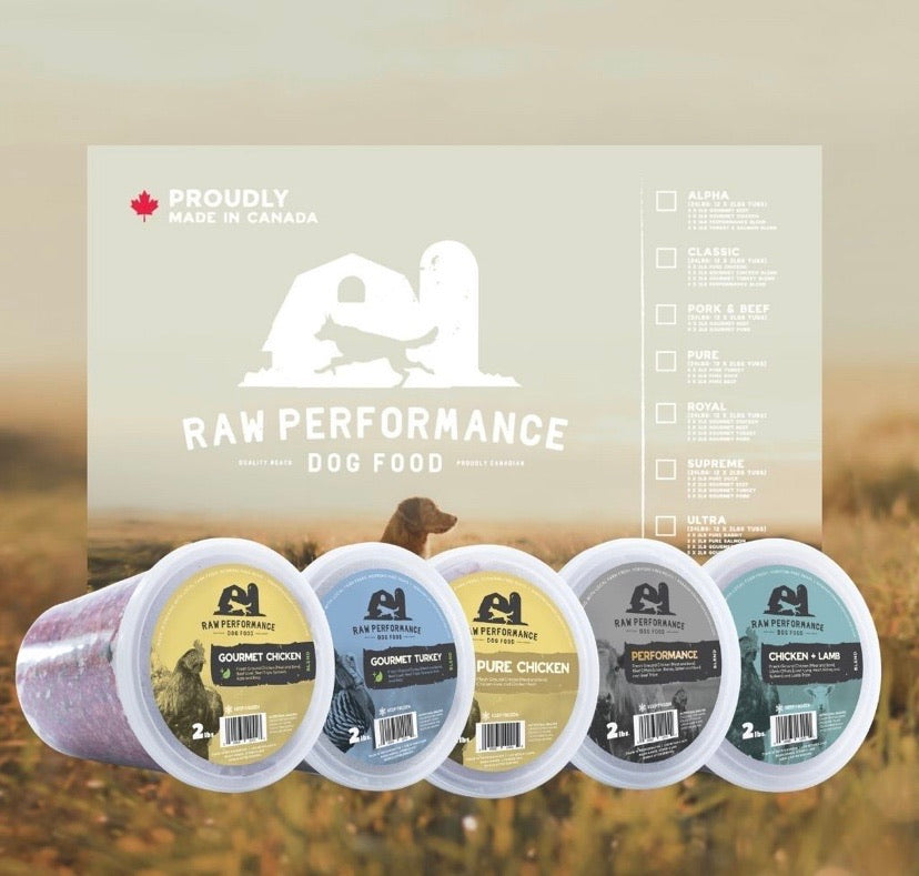 Raw Performance Classic Variety Case