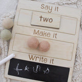Little Learning Boards