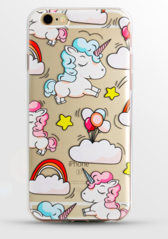 Cute Soft iPhone Cases