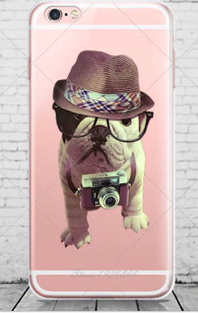Cute French Bulldog Phone Case