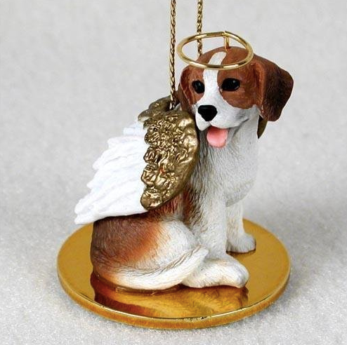 Beagle Xmas Ornament