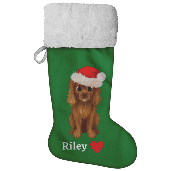 Riley Christmas Stocking