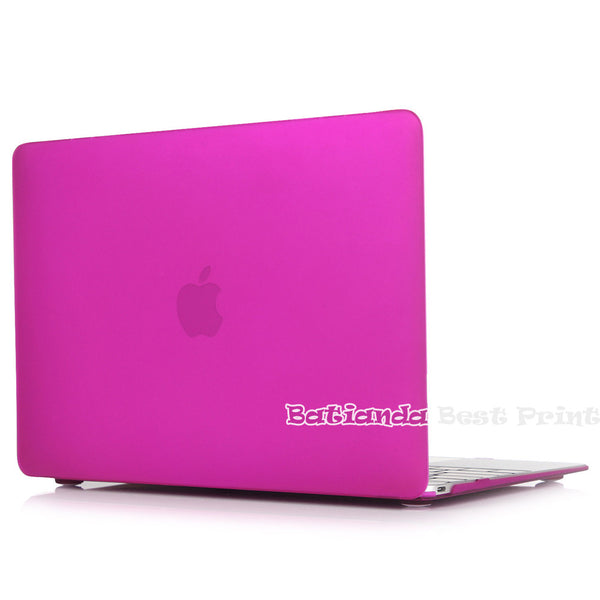 Macbook Covers - Clear and Colorful