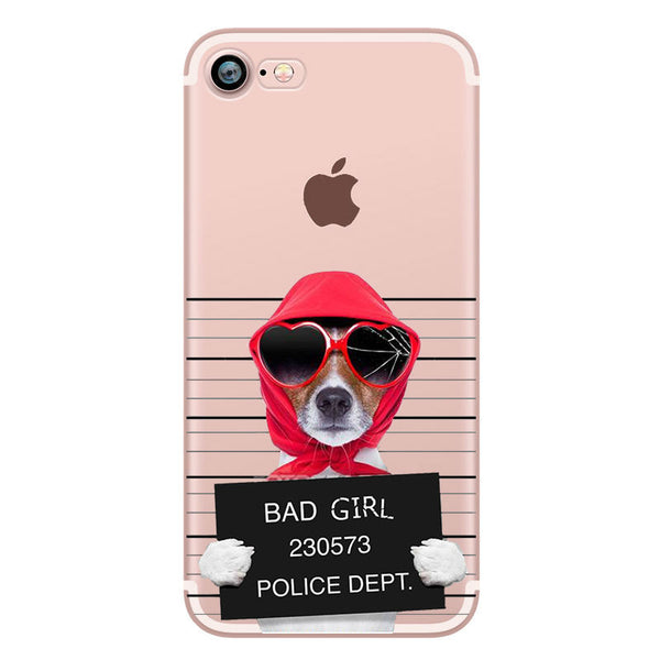Cute Dogs and Cats Phone Cases