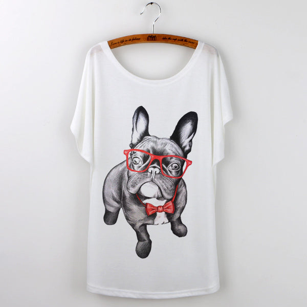 Funny French Bulldog Dog T-Shirt