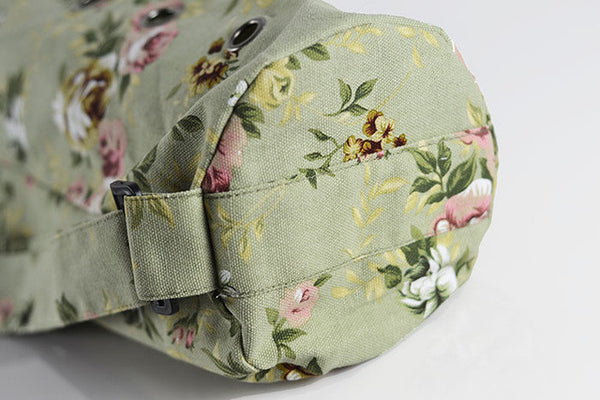 Canvas Yoga Mat Bag
