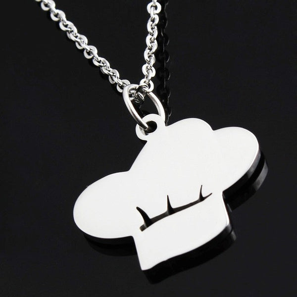 Cute Chef Hat Pendant