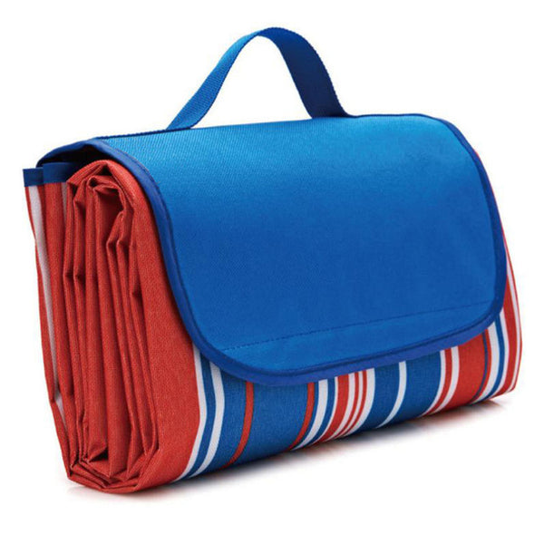 Foldable Waterproof Beach and Picnic Blanket